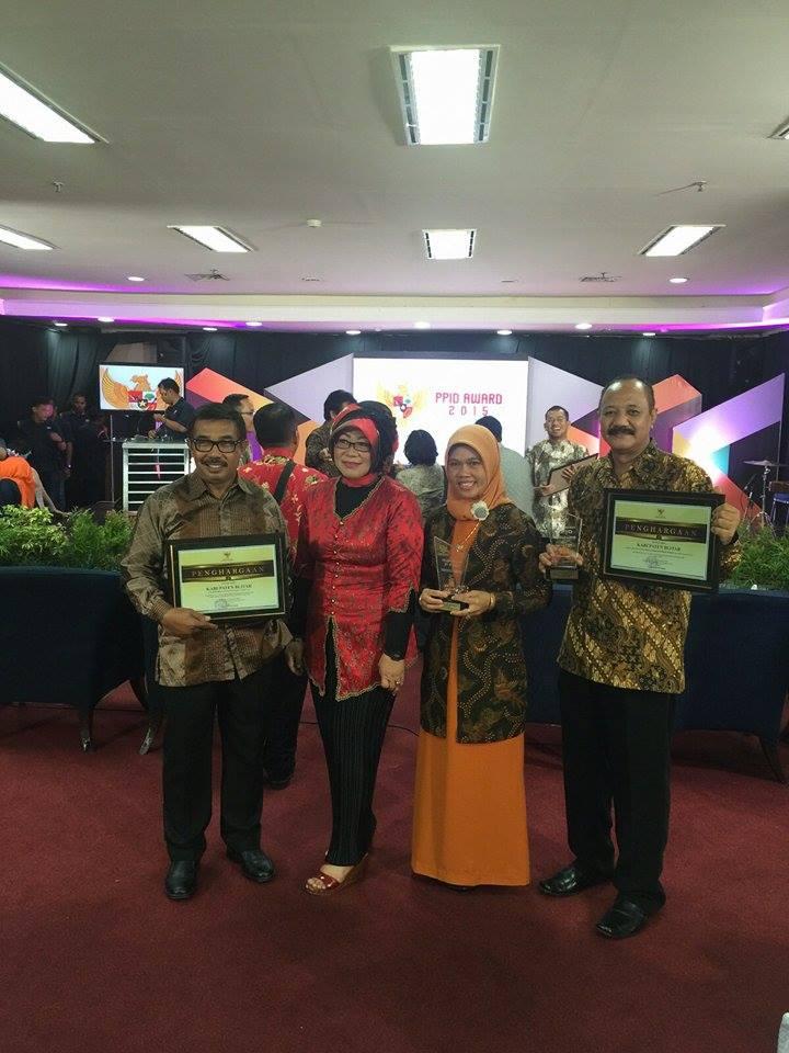 PPID Award 2015