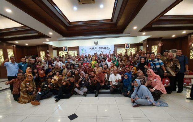 Ratusan Peserta Halal Bihalal Paguyuban Blitar Raya di Jakarta Siap Dukung Hari Jadi Blitar 695