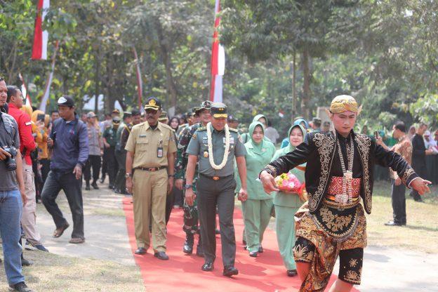 Tuntaskan Program TMMD, Pemkab Blitar Apresiasi TNI