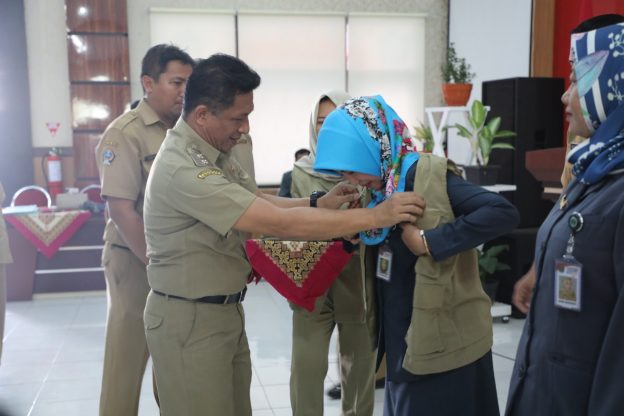 Deklarasi Gerakan Kembali Sekolah Kabupaten Blitar 2019