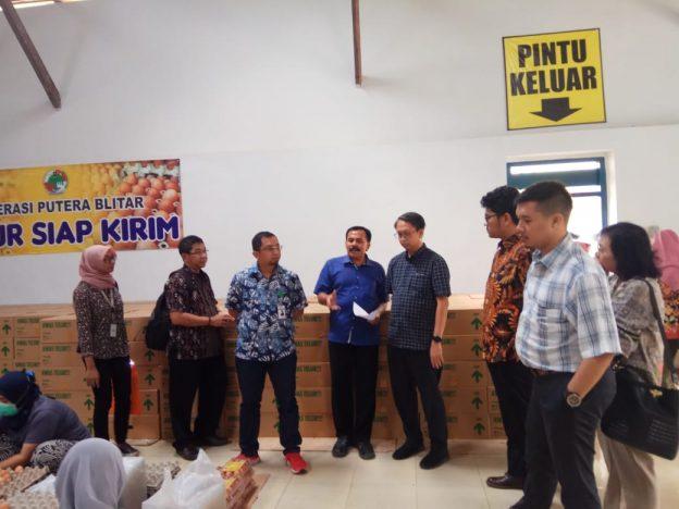 Pertemuan dengan Tim TPID DKI Jakarta, Pemkab Blitar Harapkan Pengembangan Komoditas Pangan
