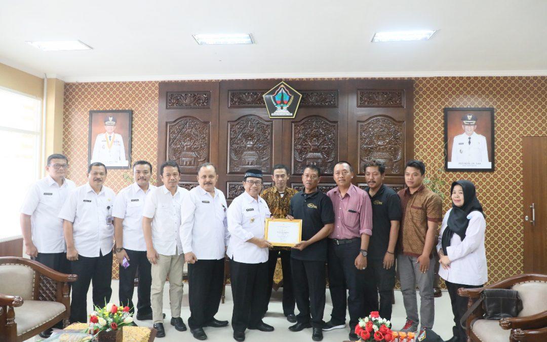 Pokmaswas Fajar Bengawan Blitar Sukses Raih Penghargaan Juara 2 Pokmaswas Tingkat Nasional