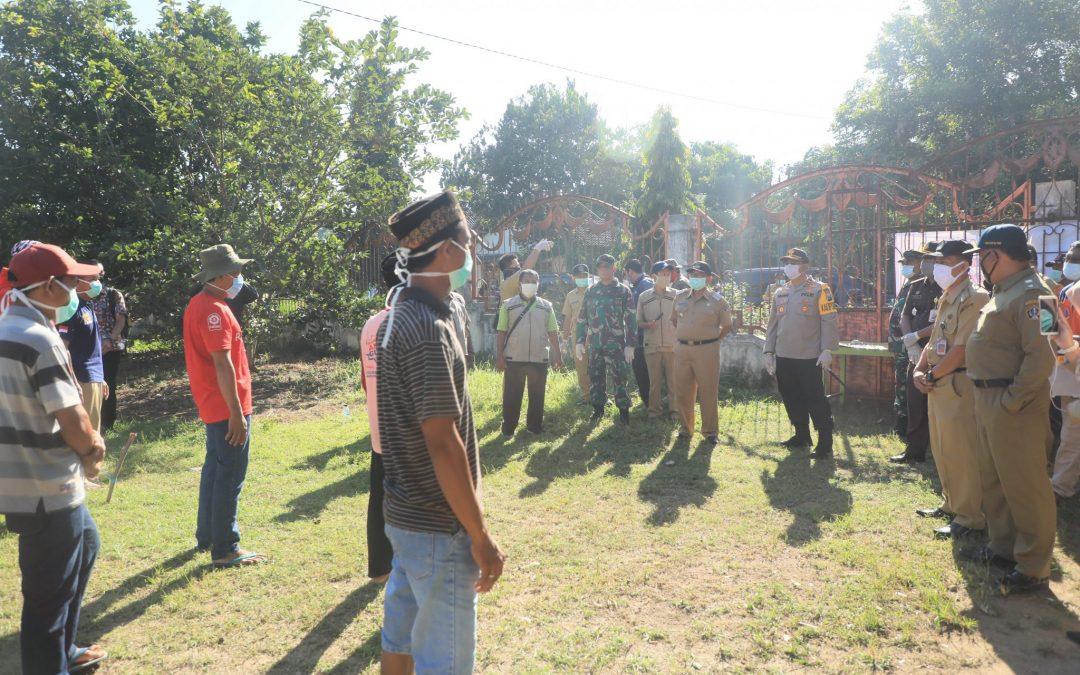Bupati Rijanto Pulangkan Kesebelas Warga Blitar Usai Menjalankan Karantina di Desa Karangsono