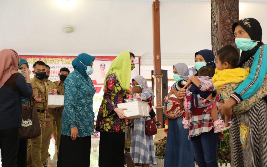 Ketua Forikan Jatim Arumi Bachsin Ajak Warga Blitar Gemar Makan Ikan