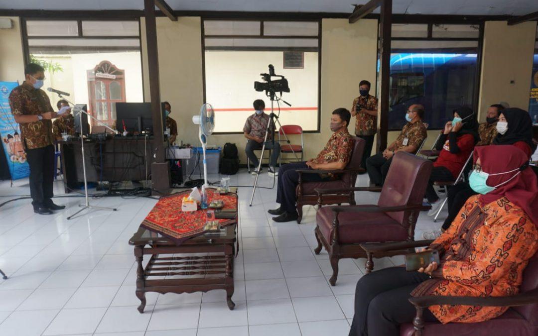 Bertahan di Masa Pandemi Covid-19, Disperindag Kabupaten Blitar Gelar Webinar Digital Marketing untuk Pelaku Usaha Mikro