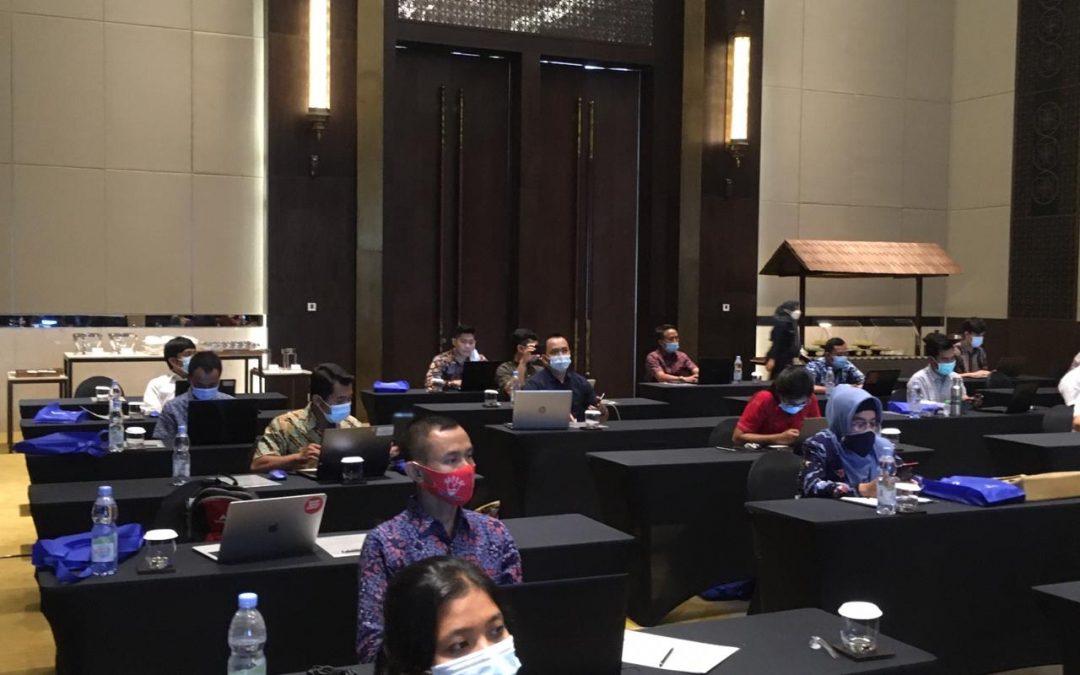 Kabupaten Blitar Ikuti Bimbingan Teknis Aplikasi Sideka-NG Denpasar