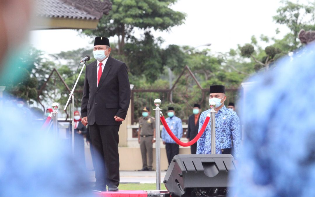 Pjs Bupati Blitar Ajak Masyarakat Maknai Hari Pahlawan dengan Mengisi Inovasi dan Gotong Royong
