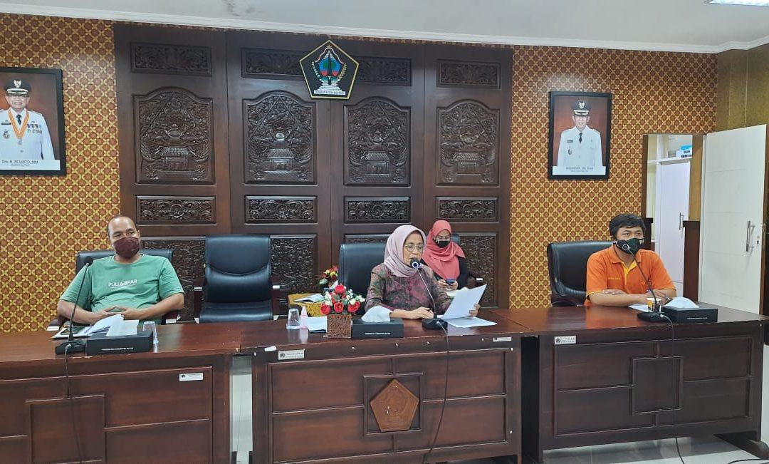 Bahas Pembangunan Pelabuhan Prigi, Pemkab Blitar Harapkan Ada Peningkatan Perekonomian