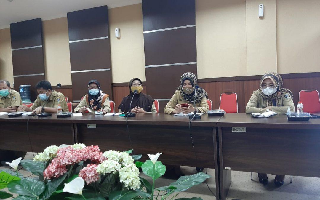 Pemkab Blitar Gelar Rakor Persiapan Pelaksanaan Operasi Pasar Murah